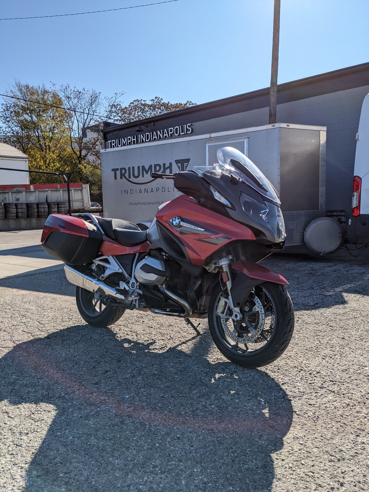 2018 BMW R 1200 RT in Indianapolis, Indiana - Photo 2