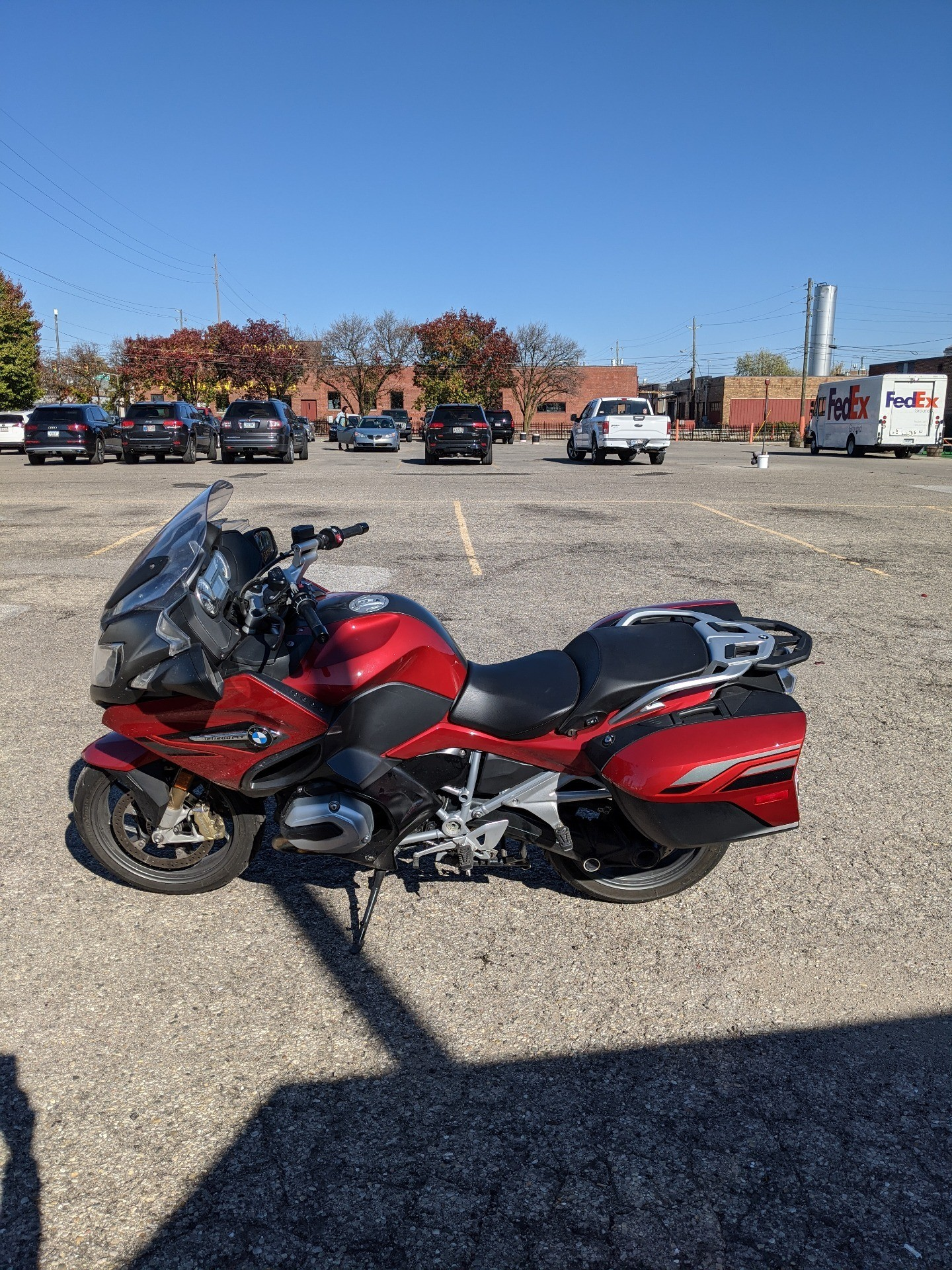 2018 BMW R 1200 RT in Indianapolis, Indiana - Photo 5