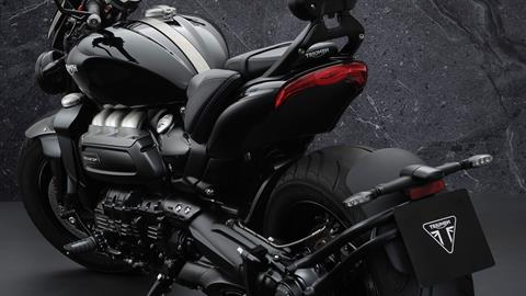 2022 Triumph Rocket 3 GT Triple Black in Indianapolis, Indiana - Photo 6