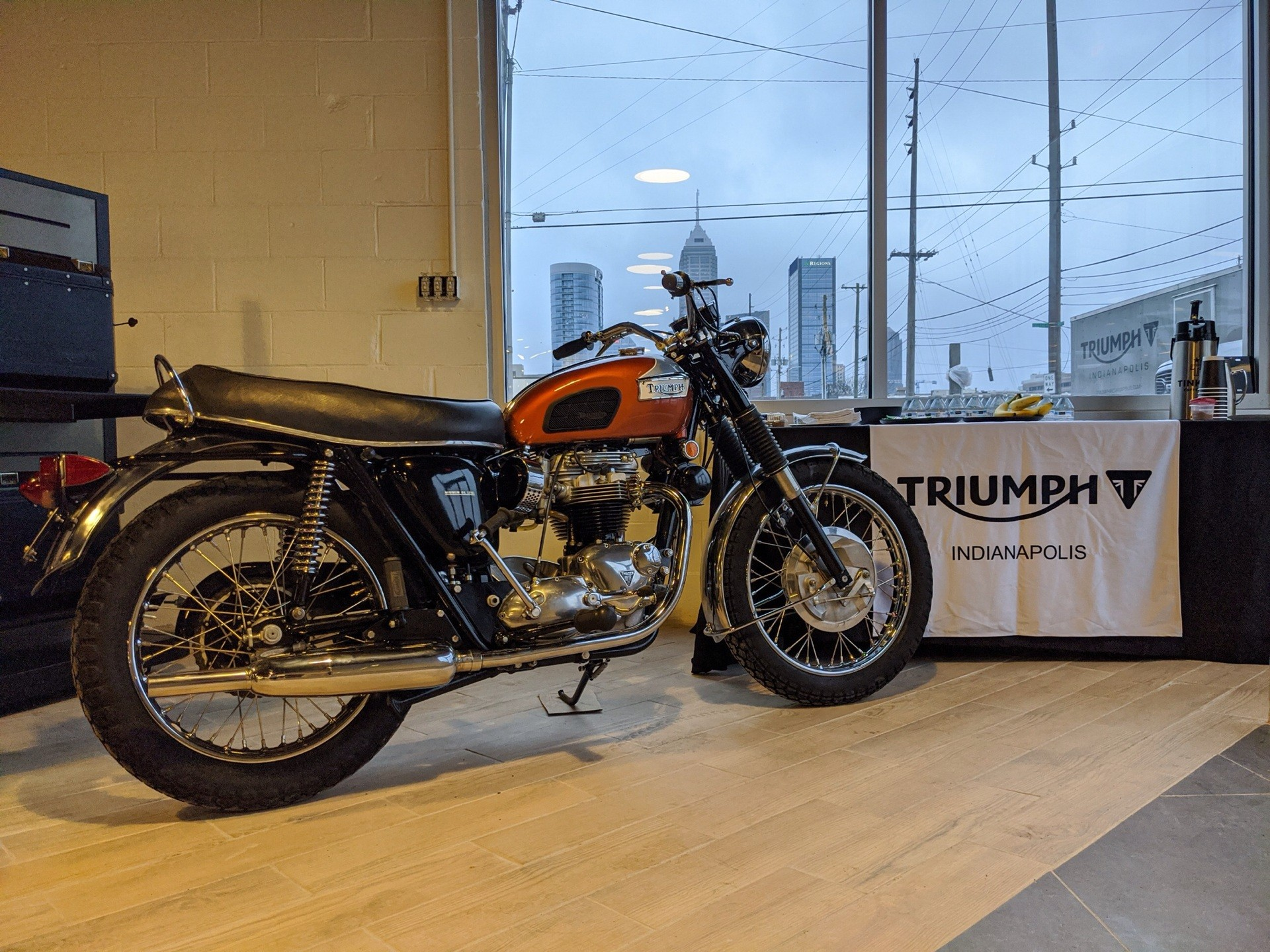 1970 Triumph Bonneville in Indianapolis, Indiana - Photo 9