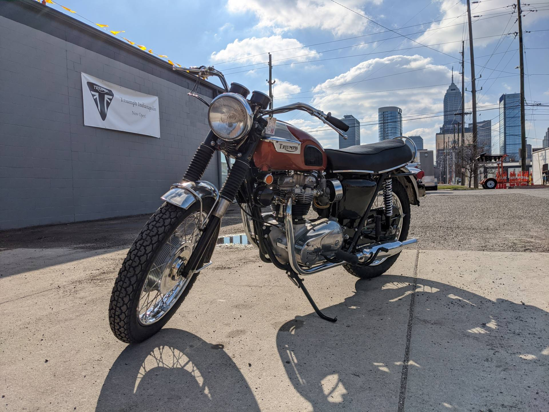 1970 Triumph Bonneville in Indianapolis, Indiana - Photo 3