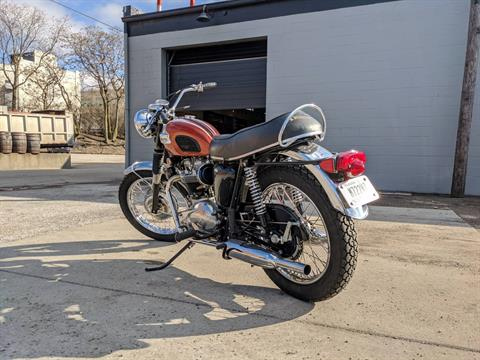 1970 Triumph Bonneville in Indianapolis, Indiana - Photo 4
