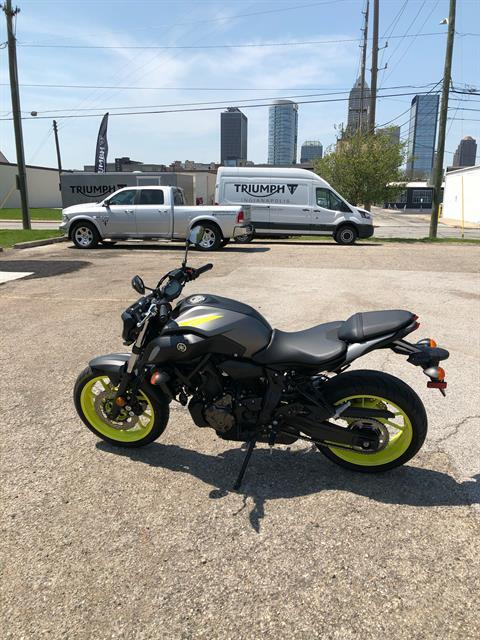 2018 Yamaha MT-07 in Indianapolis, Indiana - Photo 3