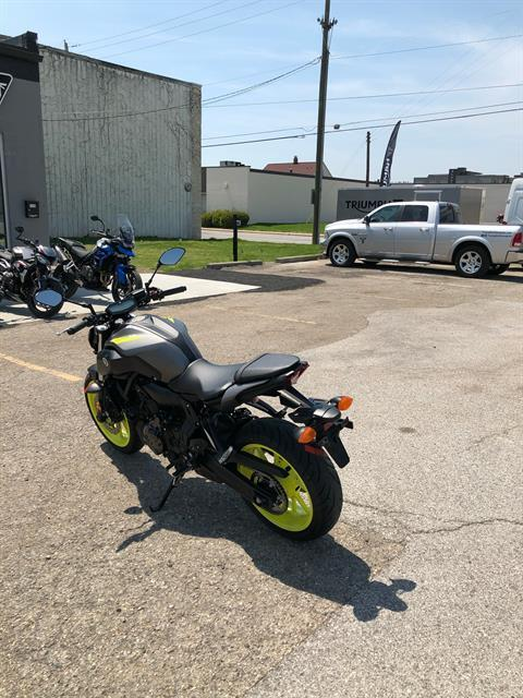 2018 Yamaha MT-07 in Indianapolis, Indiana - Photo 4