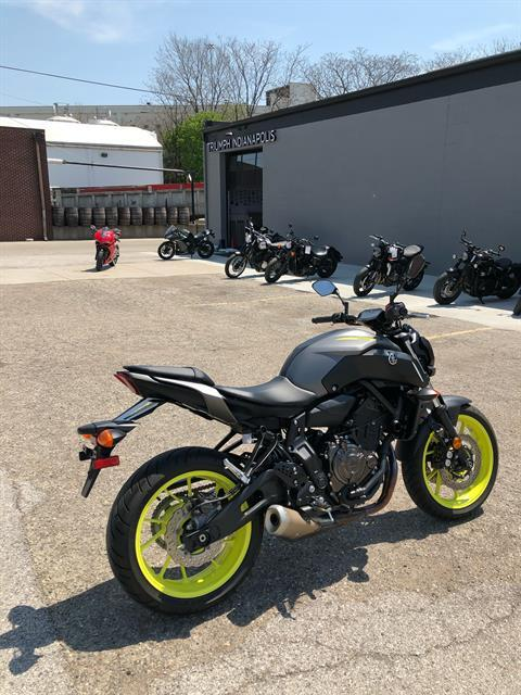 2018 Yamaha MT-07 in Indianapolis, Indiana - Photo 5