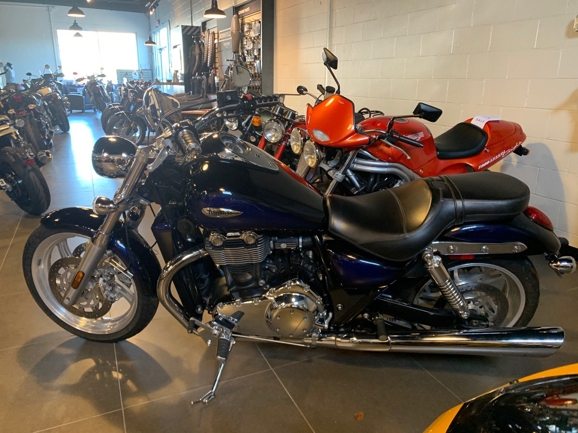 2010 Triumph Thunderbird in Indianapolis, Indiana - Photo 8