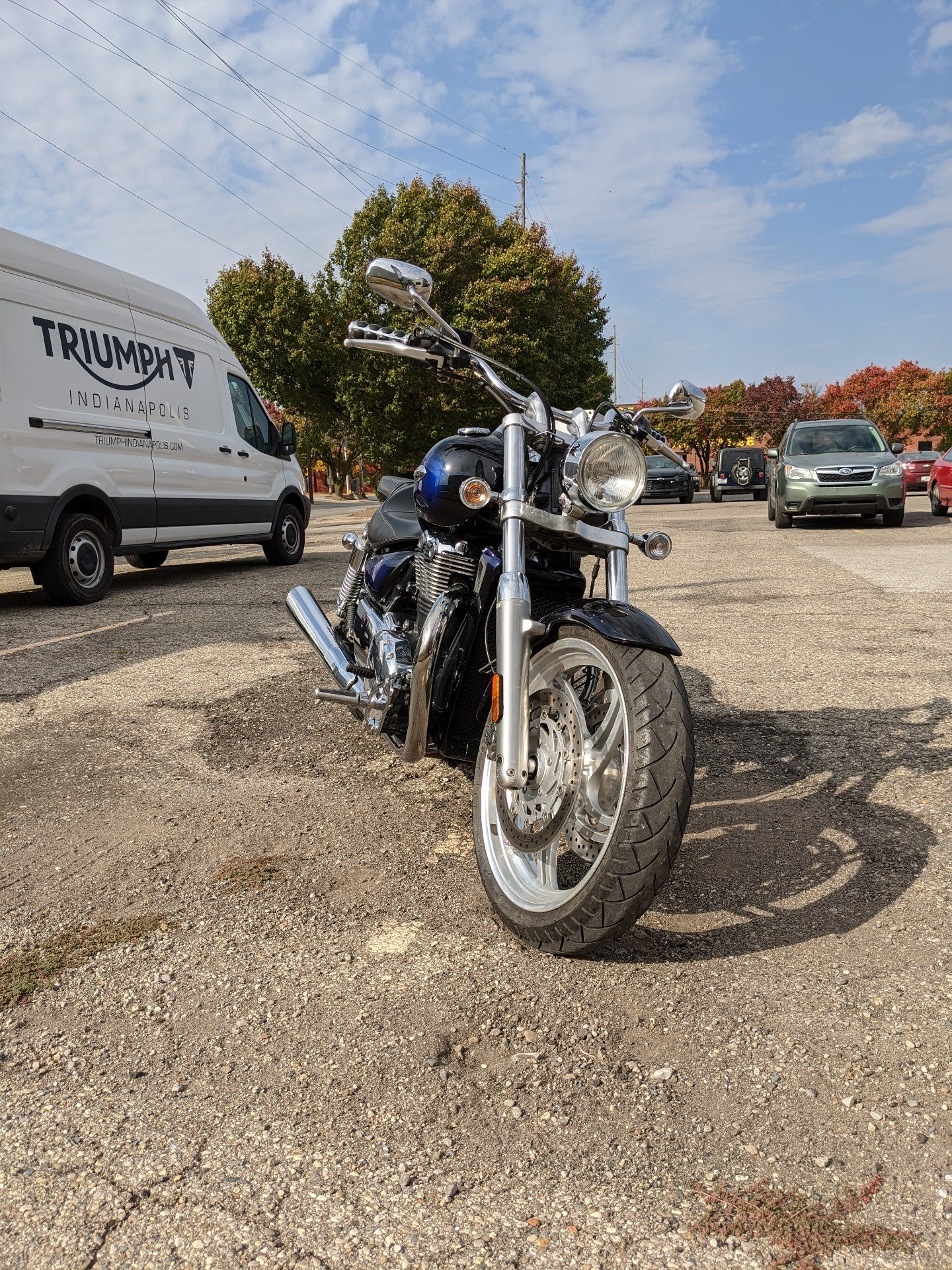 2010 Triumph Thunderbird in Indianapolis, Indiana - Photo 7