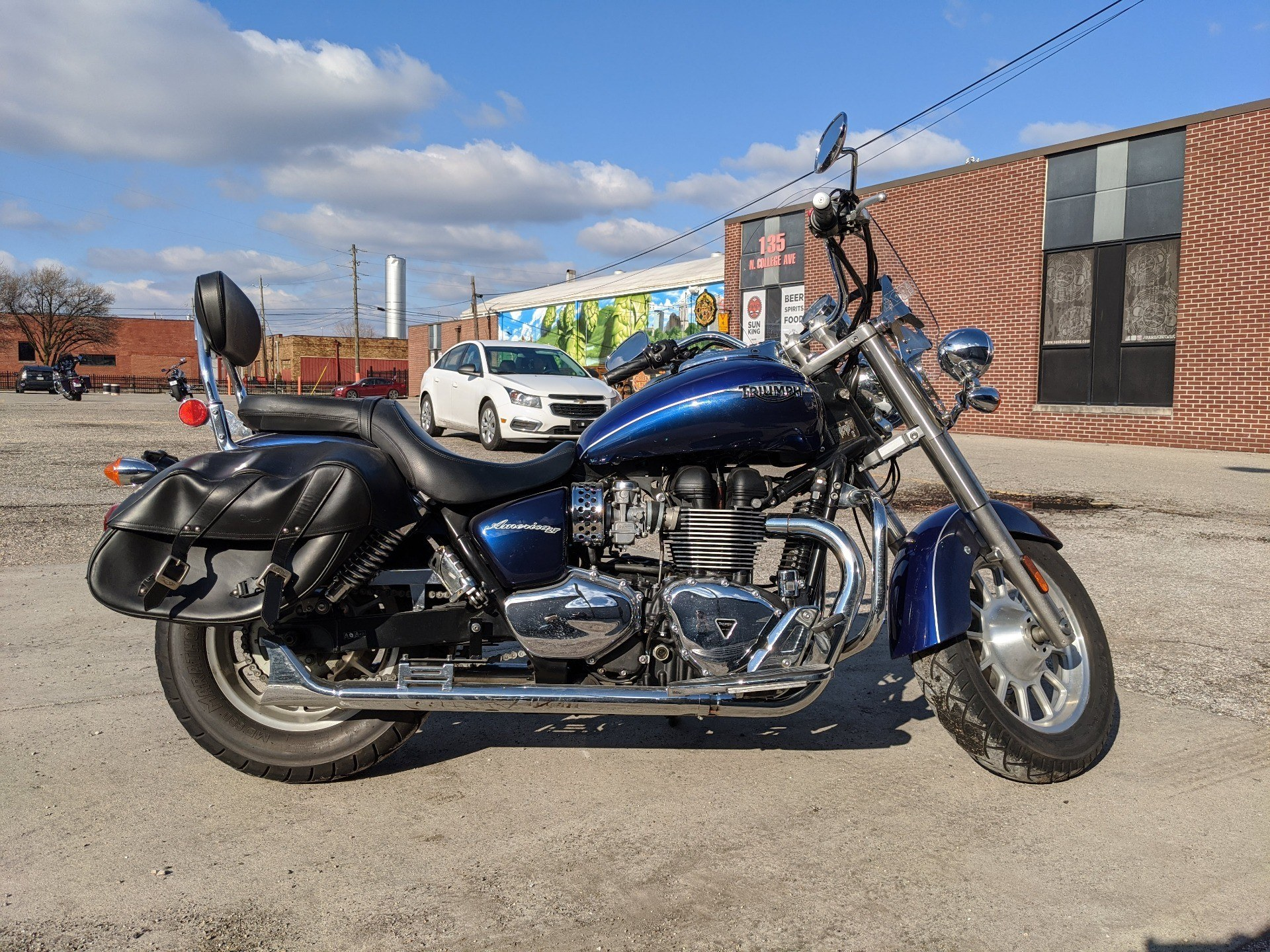 2009 Kawasaki Vulcan 900 Classic LT in Indianapolis, Indiana - Photo 11