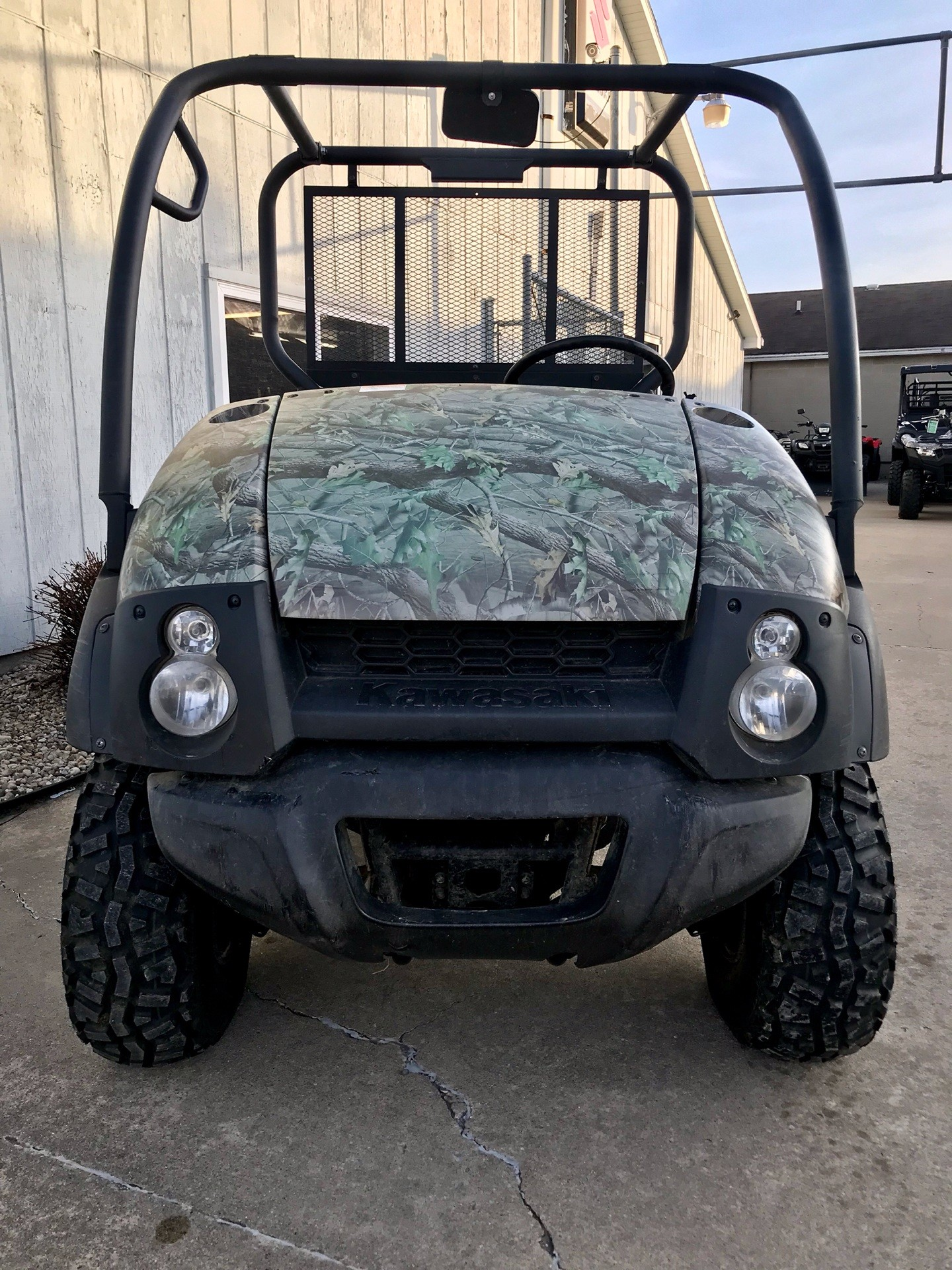 2008 Kawasaki Mule™ 610 4x4 in Watseka, Illinois