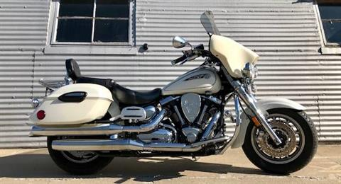 2012 Yamaha Road Star Silverado S in Watseka, Illinois
