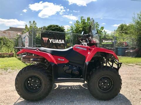 2014 Suzuki KingQuad® 400ASi in Watseka, Illinois