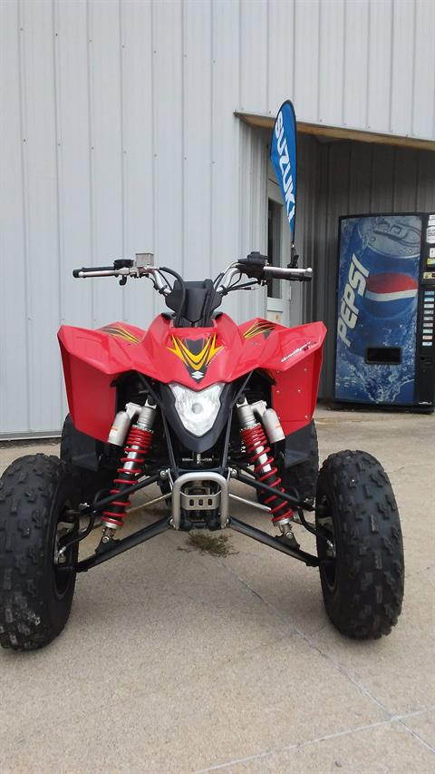 2009 Suzuki QuadSport® Z400™ Limited Edition in Watseka, Illinois