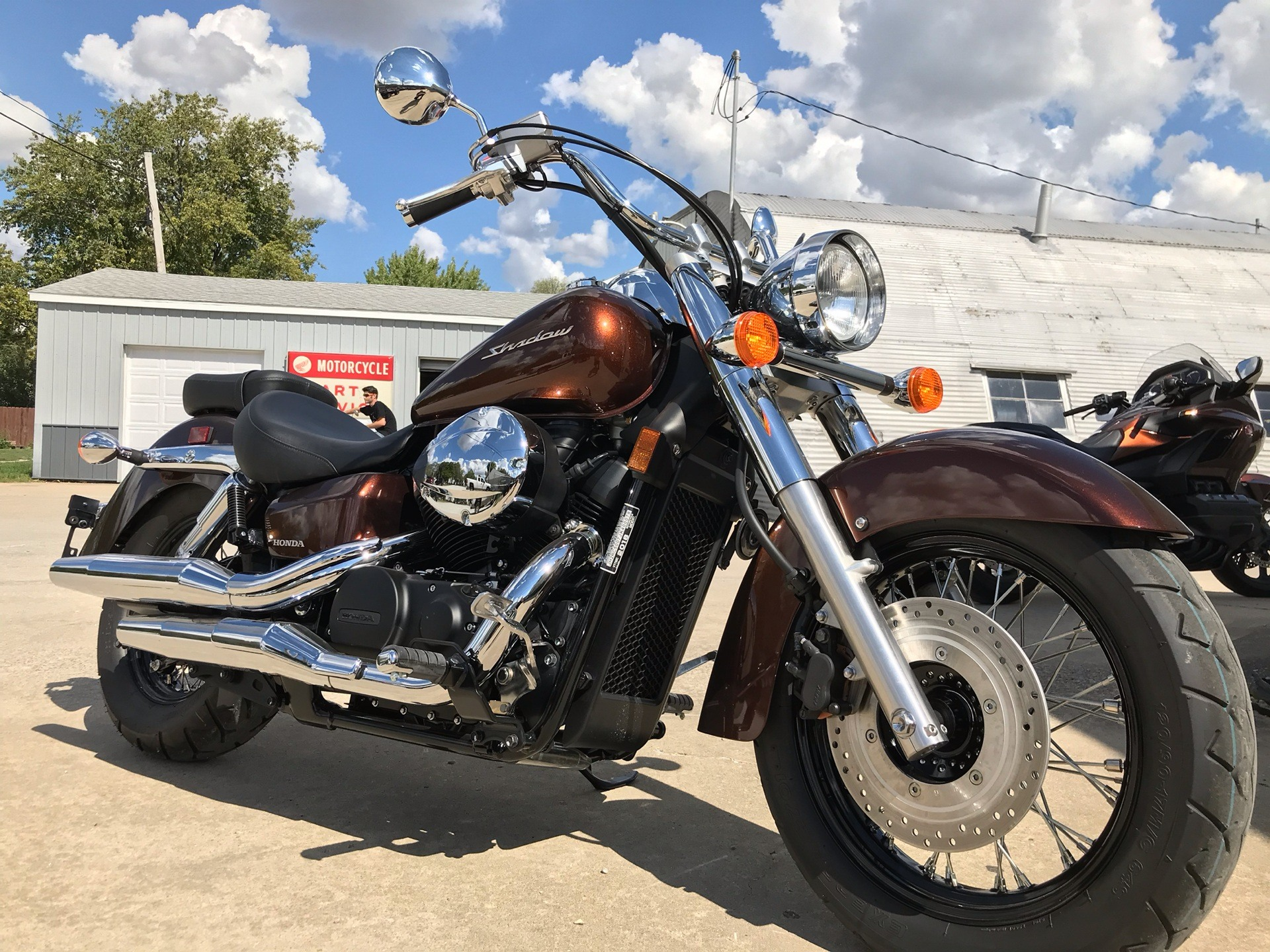 2018 Honda Shadow Aero 750 Motorcycles Watseka Illinois Na