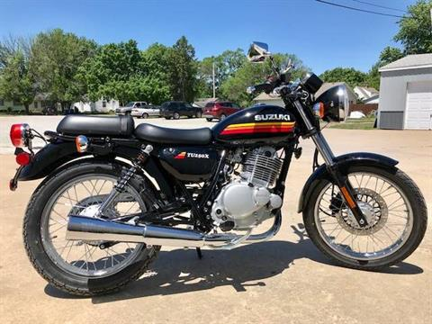 2018 Suzuki TU250X in Watseka, Illinois