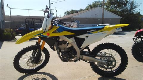 2018 Suzuki RM-Z450 in Watseka, Illinois - Photo 1