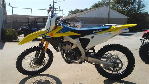 2018 Suzuki RM-Z450 in Watseka, Illinois - Photo 2