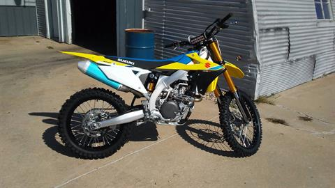 2018 Suzuki RM-Z450 in Watseka, Illinois - Photo 3