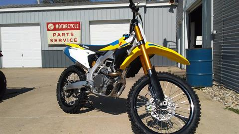 2018 Suzuki RM-Z450 in Watseka, Illinois - Photo 6