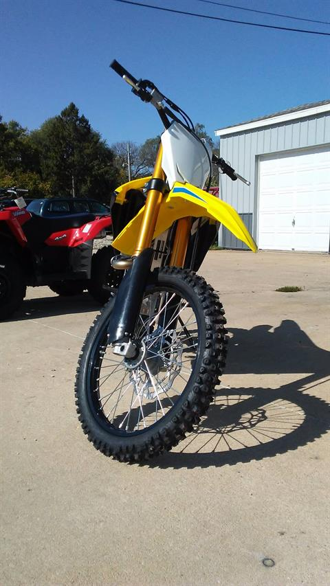 2018 Suzuki RM-Z450 in Watseka, Illinois - Photo 7