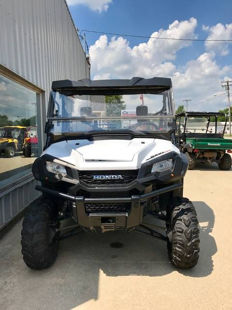 2016 Honda Pioneer 1000 EPS in Watseka, Illinois