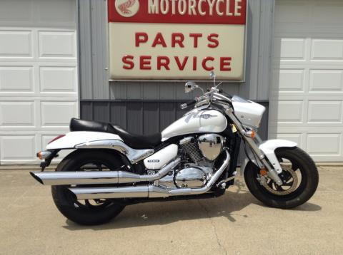 2015 Suzuki Boulevard M50 in Watseka, Illinois - Photo 1