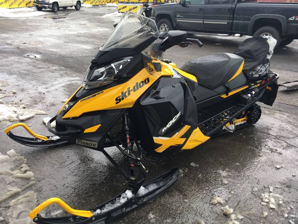 2013 Ski-Doo MX Z® X® E-TEC® 800R in Hudson Falls, New York