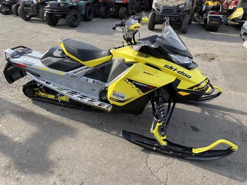 2019 Ski-Doo MXZ X 600R E-TEC Ice Ripper XT 1.25 in Hudson Falls, New York - Photo 1