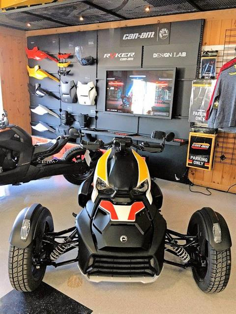 2019 Can-Am Ryker Rally Edition in Hudson Falls, New York