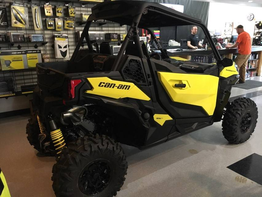 2019 Can-Am Maverick Sport DPS 1000R in Hudson Falls, New York - Photo 2