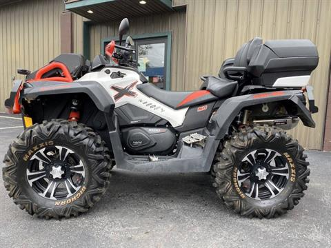 2016 Can-Am Outlander X mr 1000R in Hudson Falls, New York - Photo 3