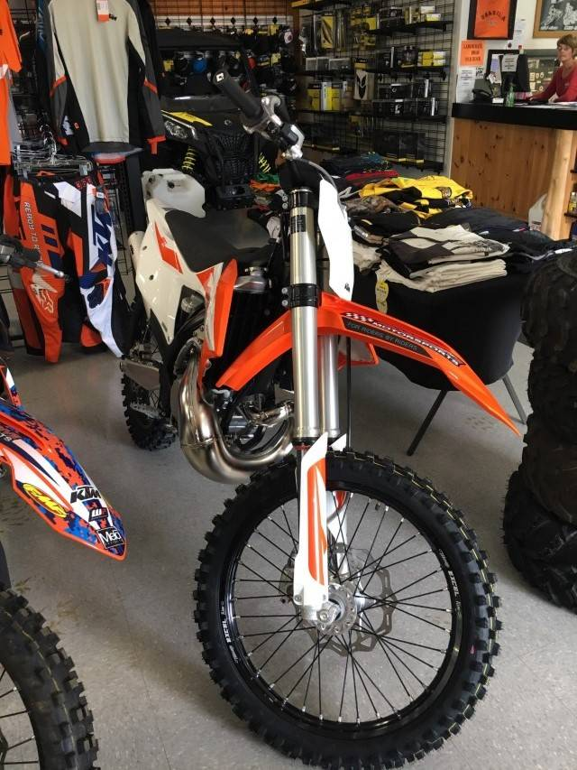 2019 KTM 250 SX in Hudson Falls, New York