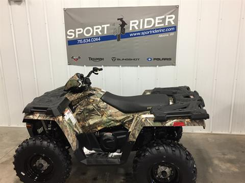 2018 Polaris Sportsman 570 Camo in Altoona, Wisconsin