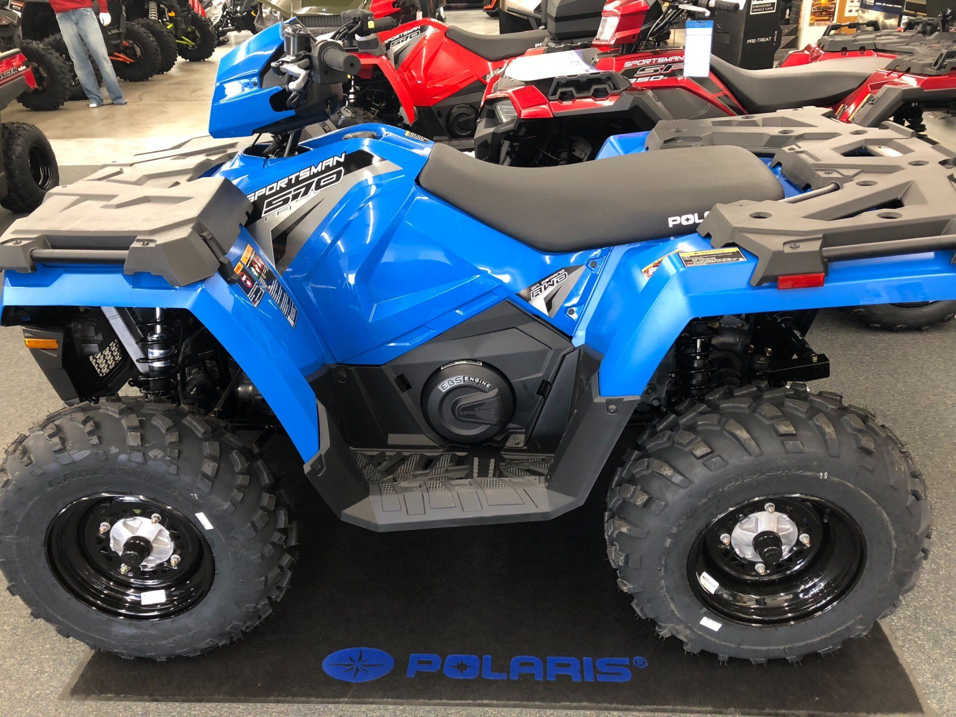 new 2019 polaris sportsman 570 eps atvs in altoona wi. Black Bedroom Furniture Sets. Home Design Ideas