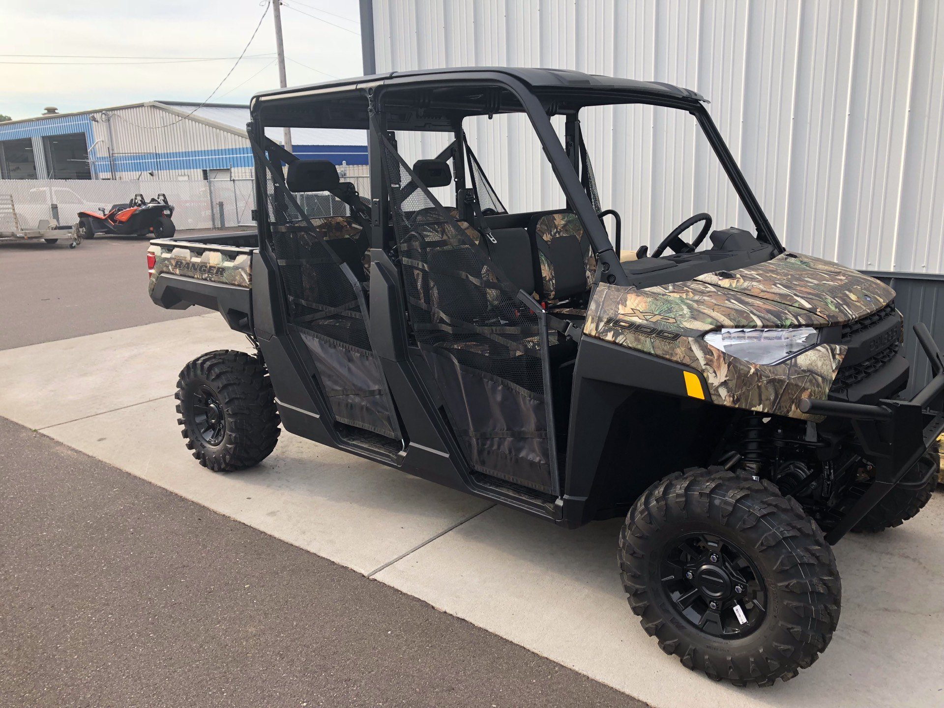 2020 Polaris Ranger Crew XP 1000 Premium in Altoona, Wisconsin - Photo 1