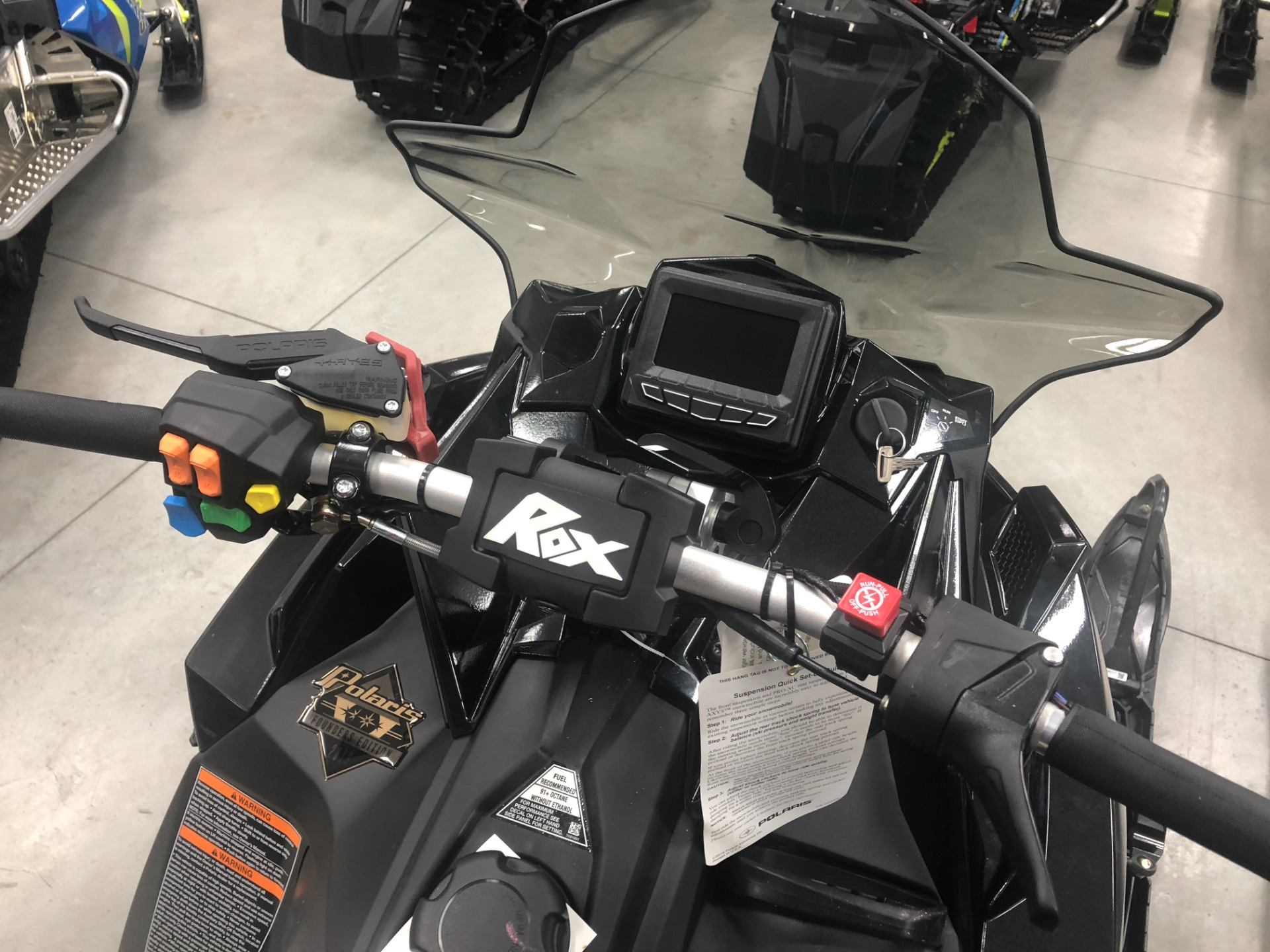 2019 Polaris 800 Switchback Pro-S SnowCheck Select in Altoona, Wisconsin - Photo 2