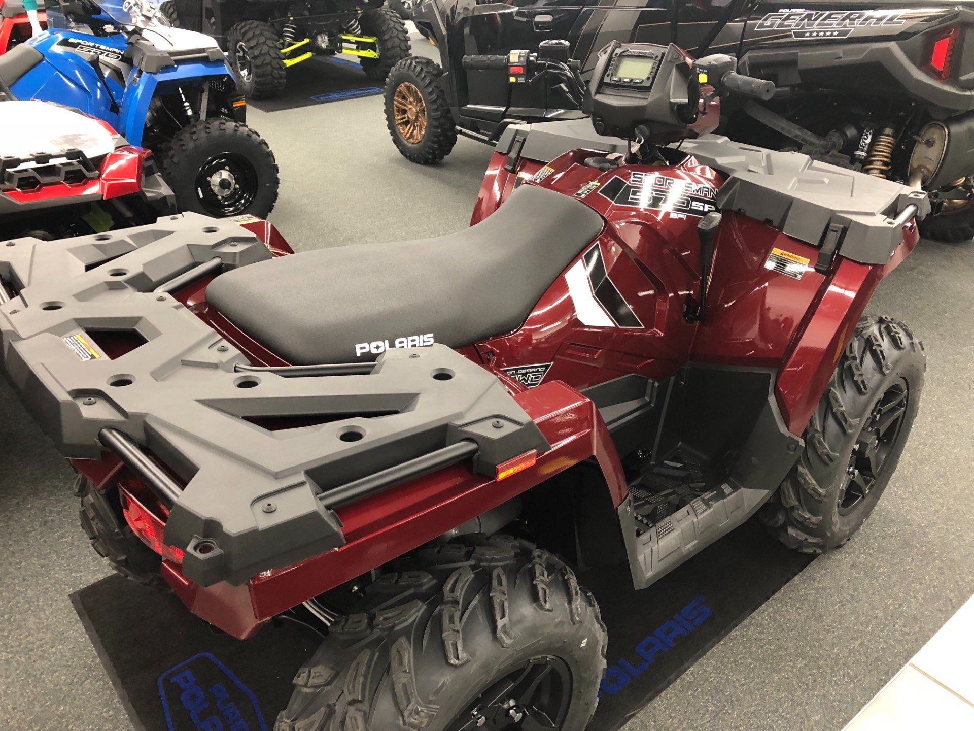 2019 Polaris Sportsman 570 SP in Altoona, Wisconsin