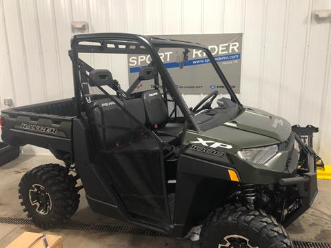 2020 Polaris Ranger XP 1000 Premium in Altoona, Wisconsin - Photo 2