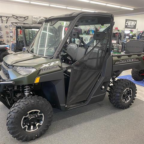 2020 Polaris Ranger XP 1000 Premium in Altoona, Wisconsin - Photo 1