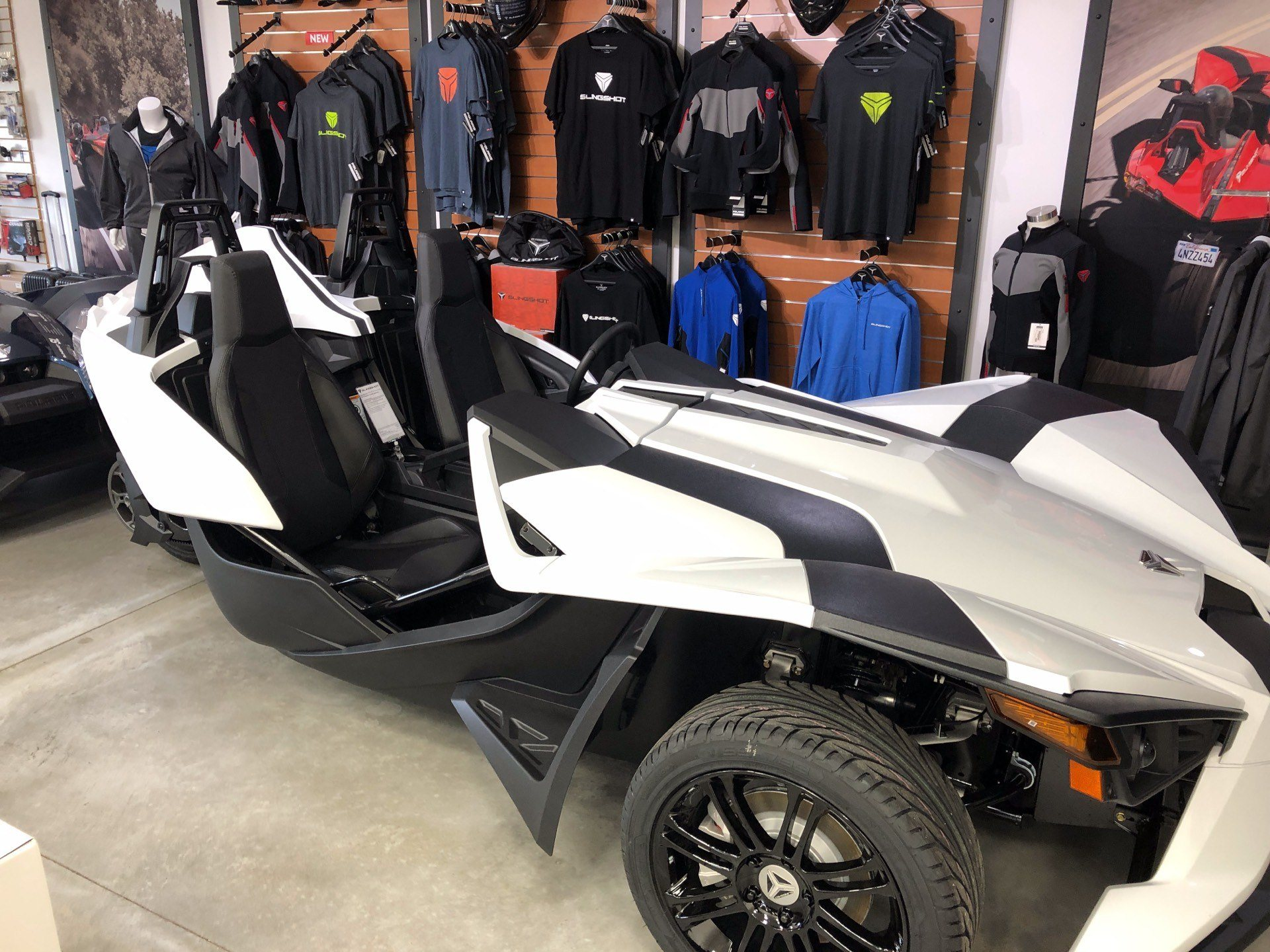 2019 Slingshot Slingshot S in Altoona, Wisconsin - Photo 1