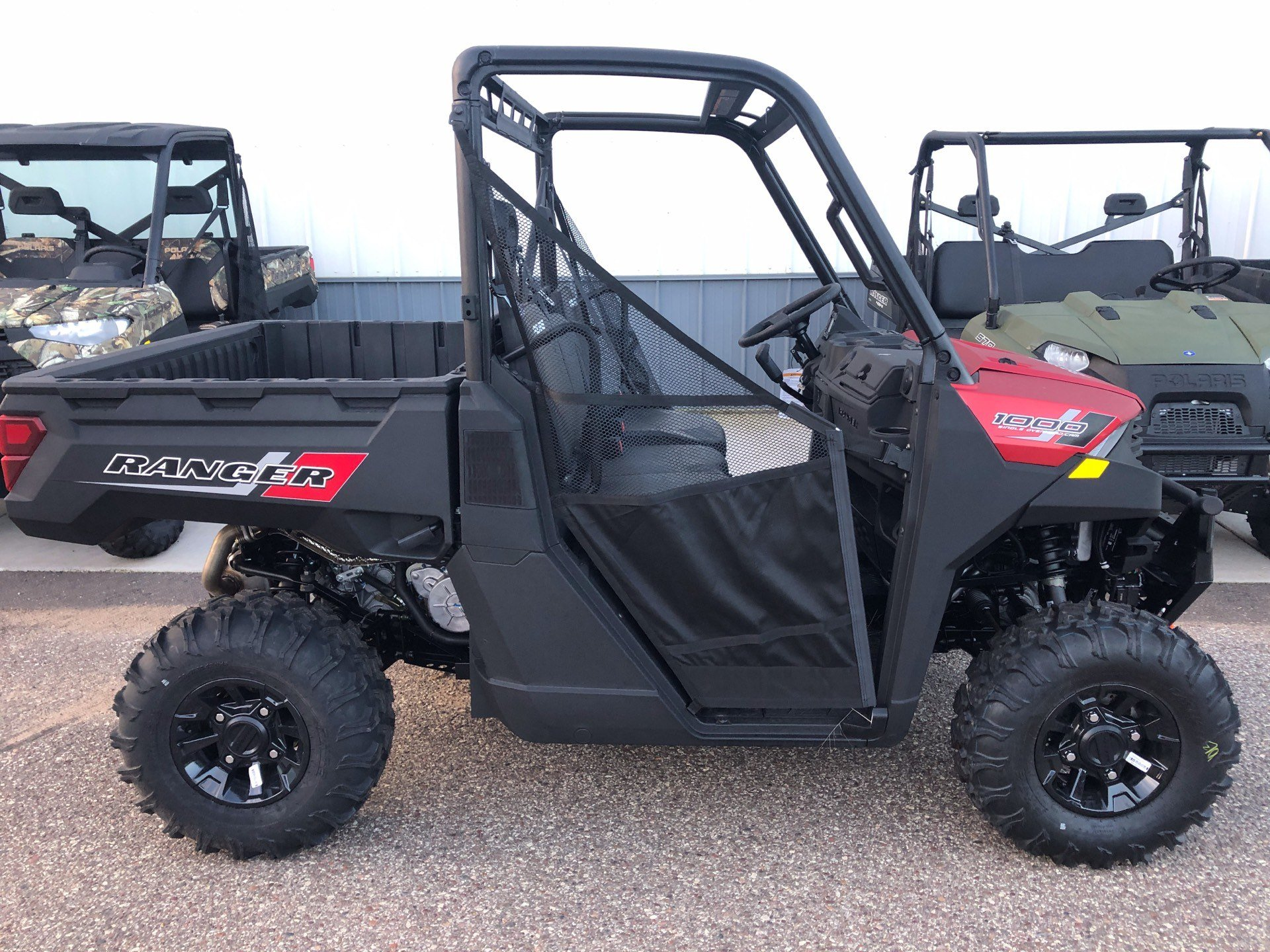 2020 Polaris Ranger 1000 Premium in Altoona, Wisconsin - Photo 1