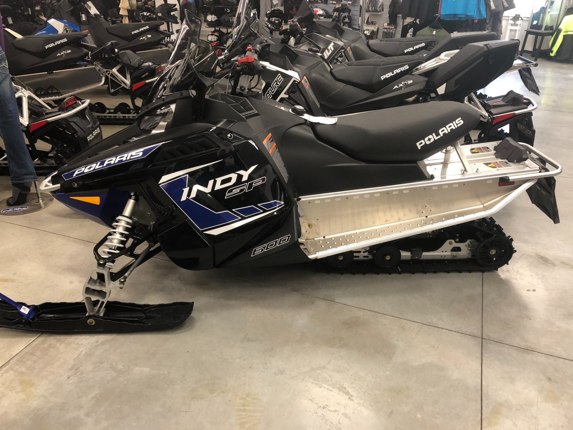 2018 Polaris 600 INDY SP ES in Altoona, Wisconsin