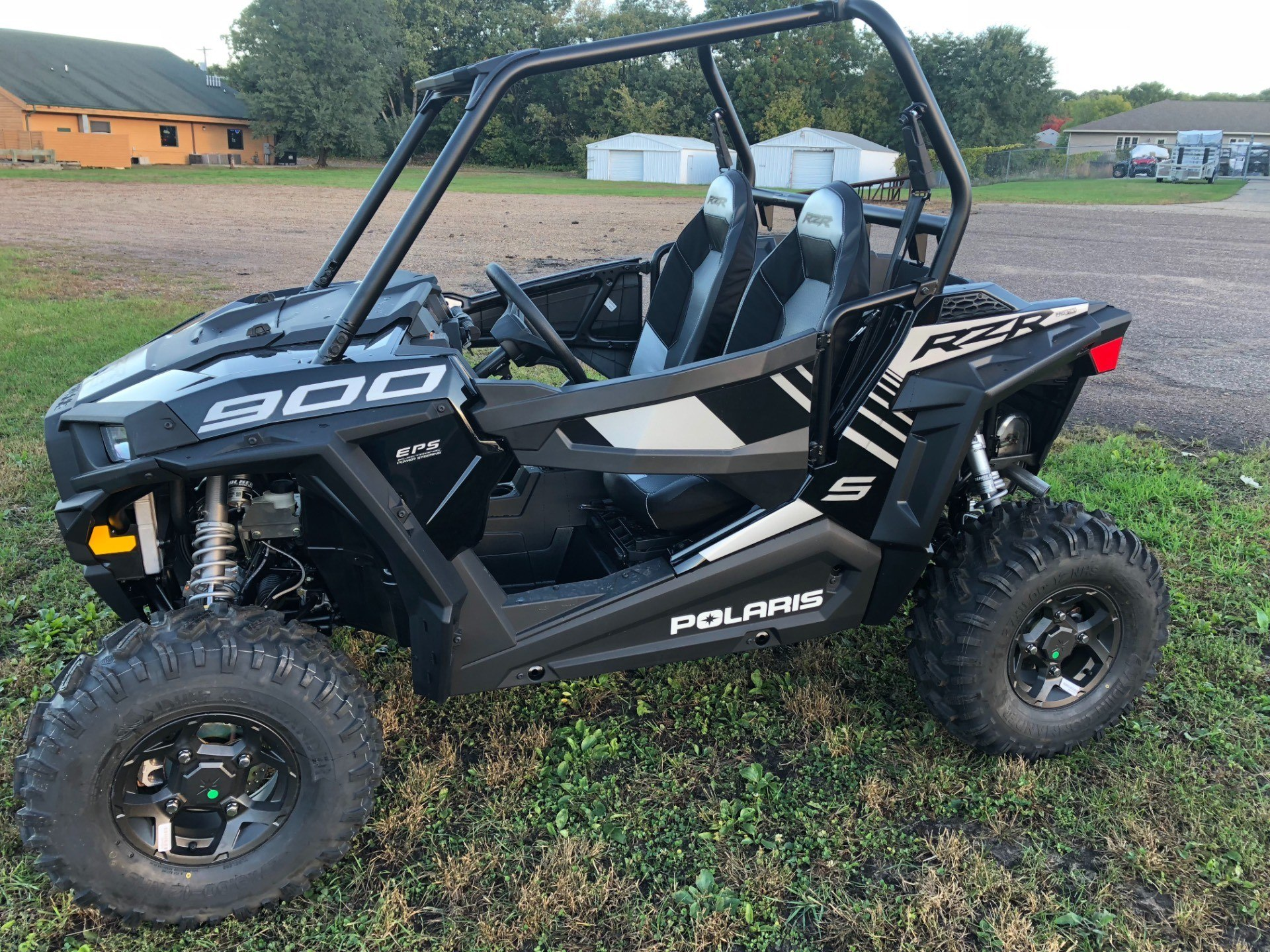 2019 Polaris RZR S 900 EPS in Altoona, Wisconsin - Photo 1