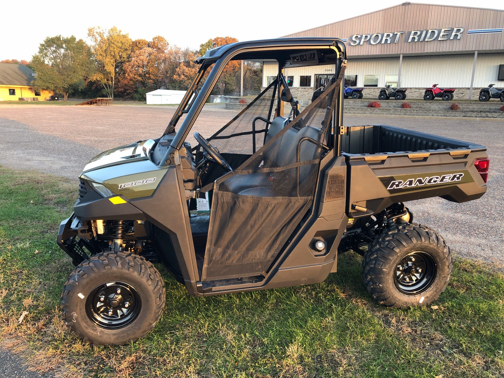 2020 Polaris Ranger 1000 EPS in Altoona, Wisconsin - Photo 1