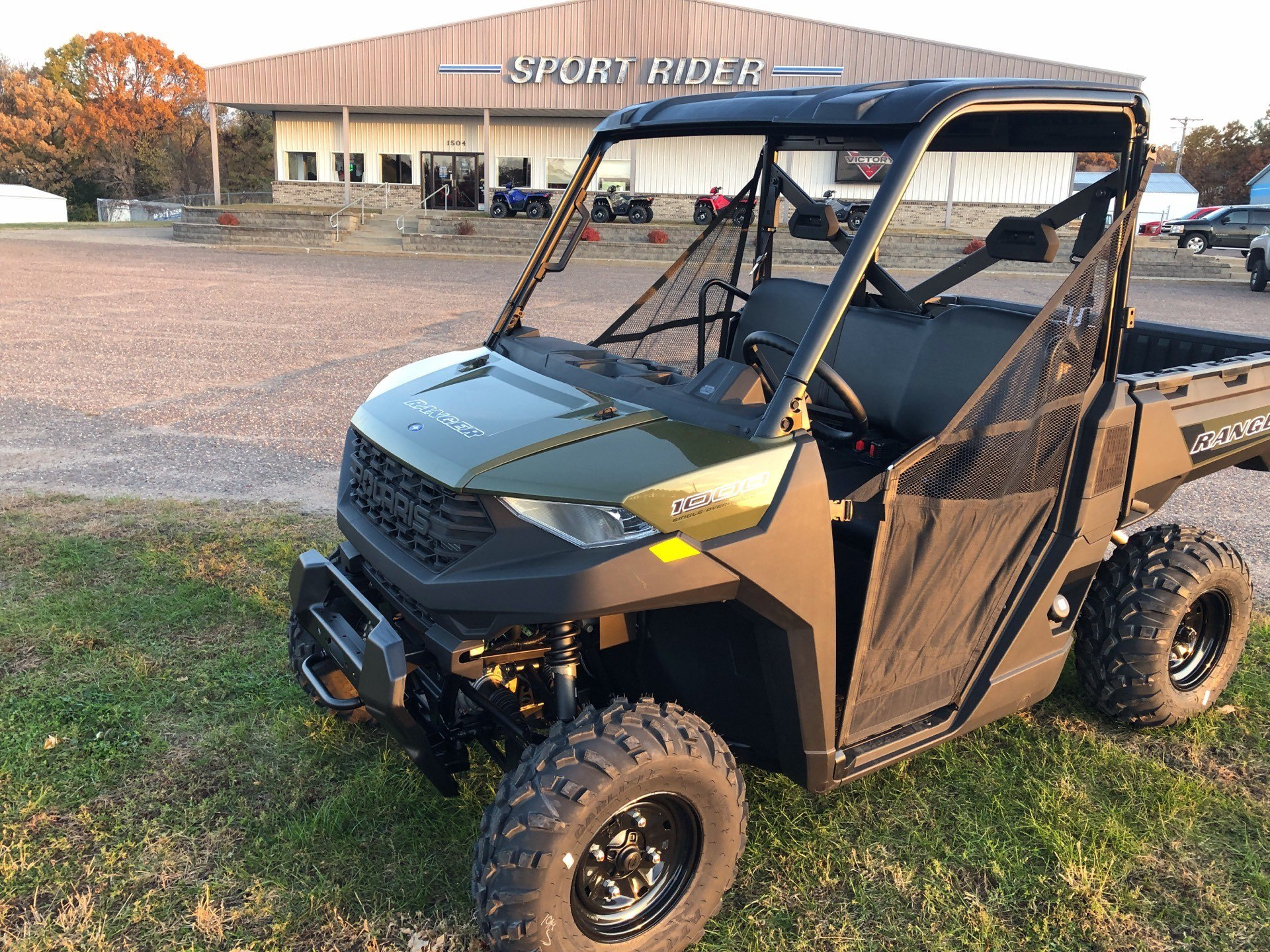 2020 Polaris Ranger 1000 EPS in Altoona, Wisconsin - Photo 2