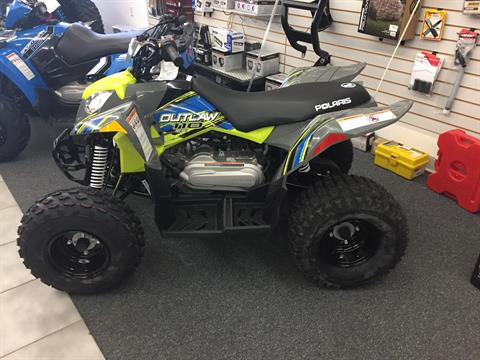 2017 Polaris Outlaw 110 in Altoona, Wisconsin