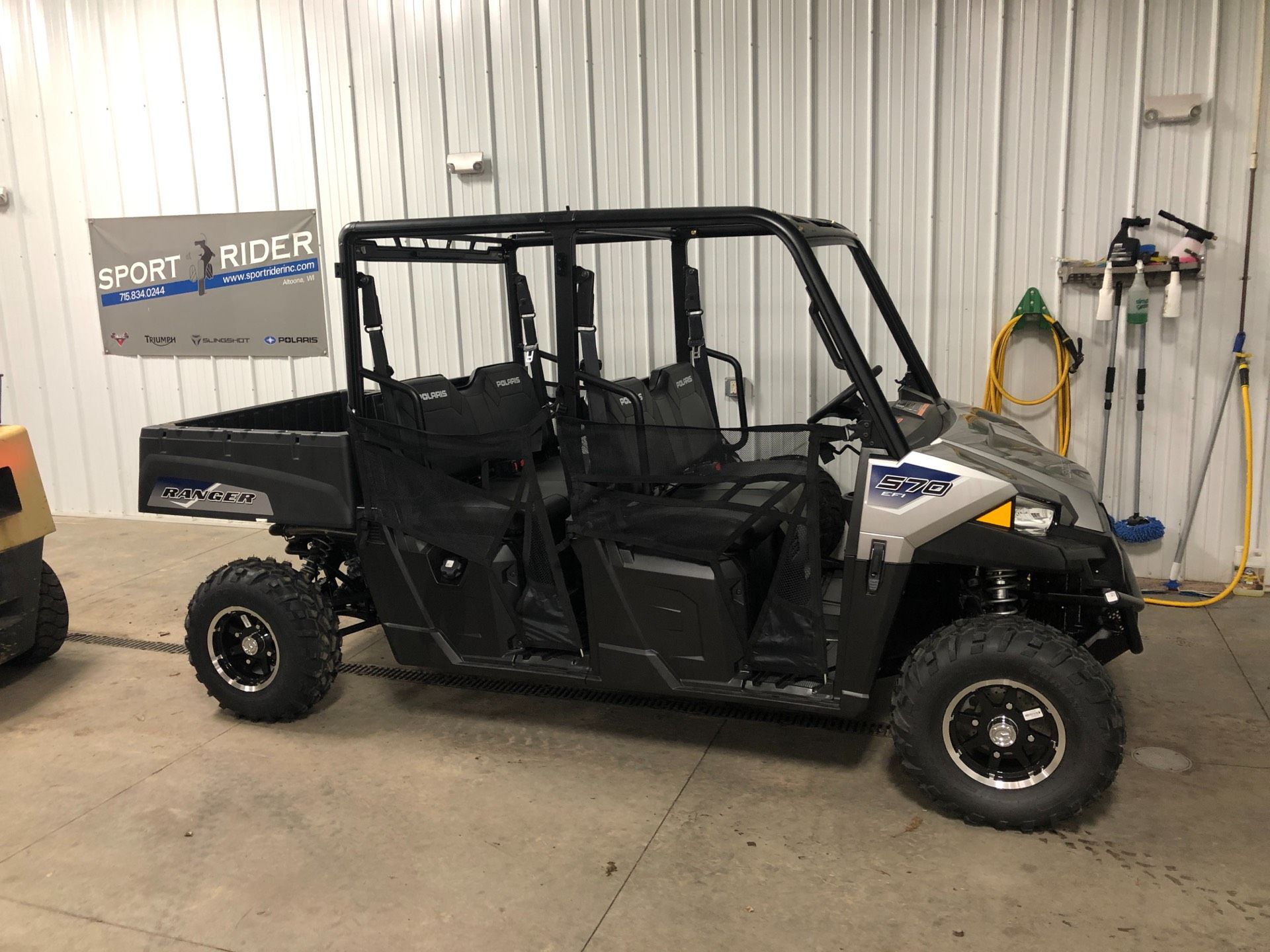 2020 Polaris Ranger Crew 570-4 EPS in Altoona, Wisconsin - Photo 1
