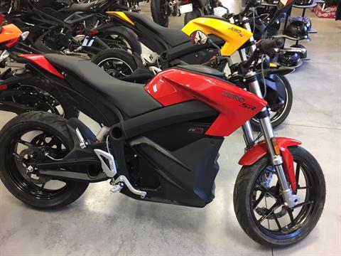 2017 Zero Motorcycles SR ZF13.0 in Altoona, Wisconsin