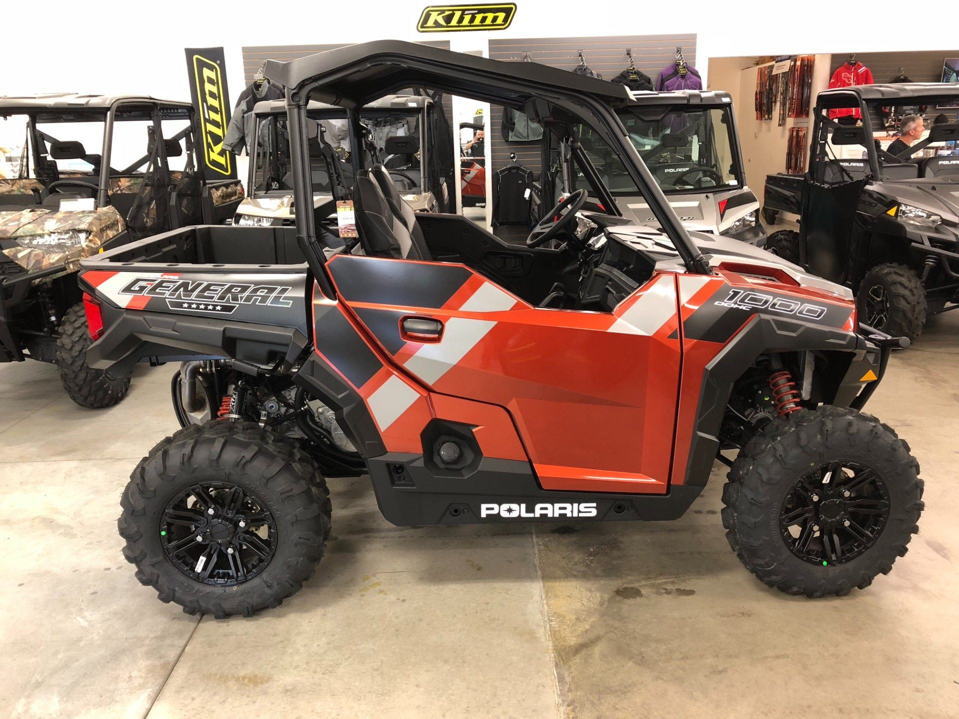 2019 Polaris General 1000 EPS Deluxe in Altoona, Wisconsin - Photo 1