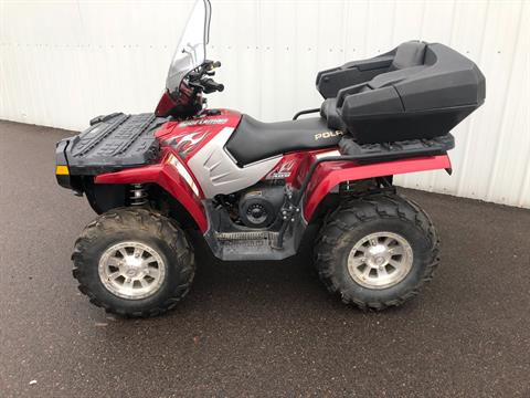 2006 Polaris Sportsman 500 EFI Red Flame Limited Edition in Altoona, Wisconsin