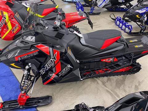 2021 Polaris 600 Indy XC 129 Factory Choice in Altoona, Wisconsin - Photo 1